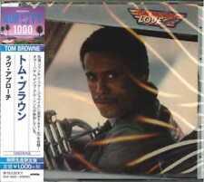 TOM BROWNE-LOVE APPROACH-JAPAN CD Ltd/Ed B63
