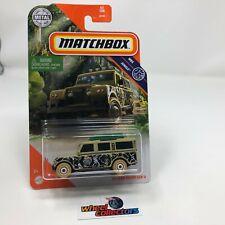 '65 Land Rover GEN II #63 * Tan * 2020 Matchbox Case X