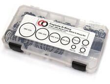Captain O-Ring ORS Flat Face Hydraulic O-Ring Seal Kit (Buna 90 / BN90 - 180...