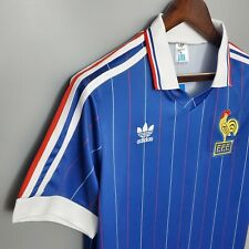 MAILLOT FRANCE 1982 RETRO / TAILLE : S,M,L,XL,XXL / ADIDAS