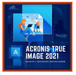 How to use acronis true image 2020