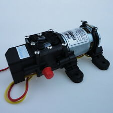 12V 4L/Min High Pressure Diaphragm Water Pump For RV/ CARAVAN / BOAT New-sale