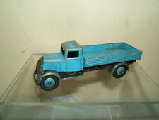 VINTAGE DINKY TOYS MODEL No.25a OPEN WAGON  ( light blue version)