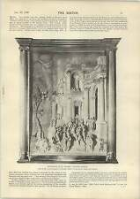 1898 Stoning Of St Stephen Grinling Gibbons