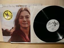 Judy Collins: The Best of (Strong VG++ WHITE LABLE PROMO LP) Colors of the Day