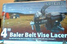 """Apache Universal 4"""" Clipper Baler Belt Vise Lacer R-4"""" - NEW In The Box"""