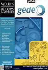 Pebeo Gedeo Silicone Mould - Wedding (13 x 18.5cm)