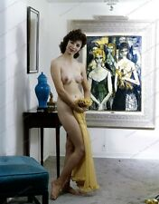 8x10 Print Sexy Model Pin Up Brunette 1967 Nudes #5502751