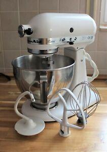 KitchenAid Classic weiß Küchenmaschine Kitchen Aid