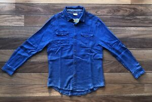 Chemise Manches Longues ZARA 14 Ans