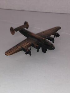 Bomber Aircraft Airplane Pencil sharpner bronze tone