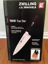 ZWILLING J.A. Henckels Four Star 7 pc Knife Block Set
