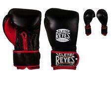 Authentic Cleto Reyes Black leather XS Universal/Hybrid Boxing Gloves
