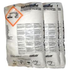 Correttore ph minus riduttore detergente polvere pulizia piscina PH MENO 25 kg