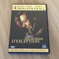 """DVD """"Un Homme d'Exception"""" / avec Russell Crowe, de Ron Howard - De Luxe 2 DVD"""