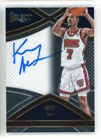 2015-16 Kenny Anderson 44/149 Auto Panini Select Autographs