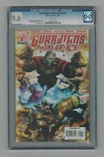 Guardians of the Galaxy #1 CGC 9.6 NM+ Marvel Comics 7/08 Clint Langley Cover