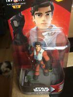 New & Sealed Box Disney Infinity Star Wars Collection 3.0 Poe Dameron Figure