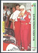 "PMC-AYRTON SENNA ""MAGIC SENNA"" F1- #095-McLAREN HONDA Mp4/5-ADELAIDE-AUSTRALIA"