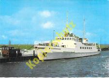 """AK MS """"Wangerooge"""" Hafen Wangerooge"""