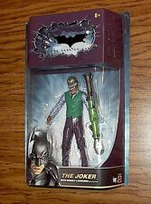 THE JOKER WITH MISSILE LAUNCHER! Batman Dark Knight! Mattel DC Movie Masters!