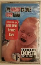 Nu Metal Hard Rock Breakbeat Thug Rap Cassette Filter Korn Primus Staind