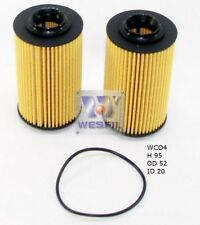 WESFIL OIL FILTER FOR Saab 9-3 2.8L V6 2005-2010 WCO4