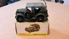 French Dinky #810 Dodge 4x4 Command Car - Original Box.