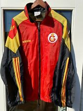 More details for rare vintage 1996-97 galatasary adidas track jacket size 9