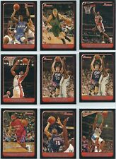 2006-2007 Bowman Basketball Complete Set of Cards 1-165  Foye, Gay & Roy