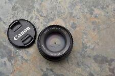 Asahi Pentax SMC Takumar f2 55mm Prime Lens M42 DSLR Mirrorless NEX M4/3 (#822)