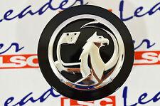 GENUINE Vauxhall ASTRA / CORSA GRIFFIN WHEEL CENTRE HUB / CAP BLACK NEW 13395742