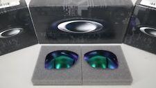 NEW Oakley GAUGE 8 MEDIUM JADE IRIDIUM OO4124 Replacement Lens Authentic GENUINE