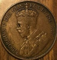 1912 CANADA LARGE CENT PENNY 1 CENT