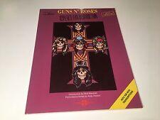 * Guns N' Roses: Appetite For Destruction Songbook Guitar Vocal Tab Music Book
