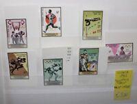 "FRANCOBOLLI GUINEA 1965 ""OLIMPIADI / OLYMPICS TOKYO"" MNH** SET IMPERF. (CAT.Z)"