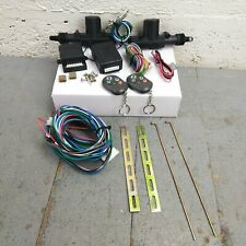 1930 1936 Ford Entry Power Door Lock Kit Remote Keyless Conversion Central
