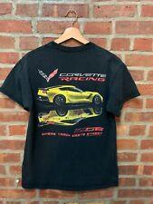 Vintage Corvette Racing T Shirts Size Medium Mens