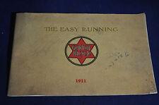 1911 *ORIGINAL* Gendron Bicycle Catalog
