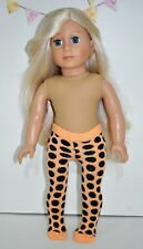 "American Girl Doll Our Generation Journey Girl Gotz 18"" Dolls Clothes Tights"