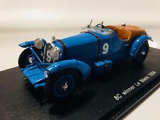 Spark Alfa Roméo 8C Winner 24h du Mans 1934 1/43 S43LM34