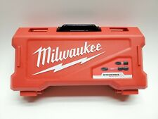 NEW Milwaukee Shockwave Impact Drill And Drive Set With Case
