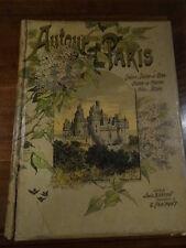Barron, Louis, Autour de Paris, Seine, Seine et Marne,  Aisne Fraipont