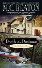 Death of a Dustman (Hamish Macbeth Mysteries, No. 17)-ExLibrary