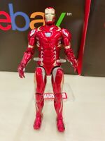 US SELLER New In Box! Marvel Avengers Iron Man Action Figure Toy