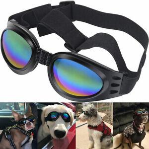 Fashion Pet Dog Doggles Goggles UV Sunglasses Sun Glasses Eye Protection Glasses