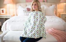 "Udder Covers "" New Designs "" Breastfeeding Nursing Cover Cotton "" Abbie """