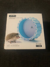 Zoog Quiet Hamster Exercise Wheel Silent Spinner, Made of Wood