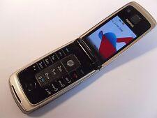 Nokia Fold 6600 - Black (Unlocked) Mobile Phone 6600f