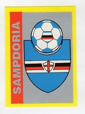 figurina IL GRANDE CALCIO VALLARDI 1988/89 NUMERO 256 SAMPDORIA SCUDETTO